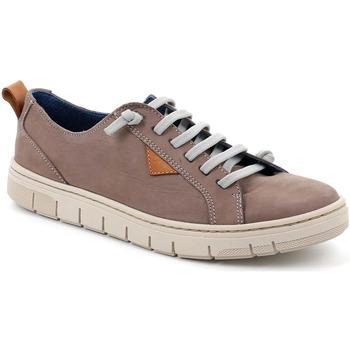 Schoenen Heren Lage sneakers Grunland SC5190 Bruin