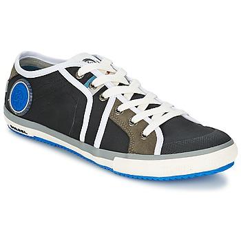 Schoenen Heren Lage sneakers Diesel Basket Diesel Zwart