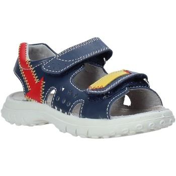 Schoenen Kinderen Sandalen / Open schoenen Naturino 502762 01 Blauw