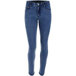 Textiel Dames Skinny Jeans Freddy BLACK1RS101 Blauw