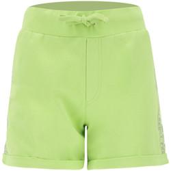 Textiel Dames Korte broeken / Bermuda's Freddy S1WCLP3 Groen