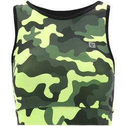 Textiel Dames Sport BHs Freddy S1WFTB2C Groen