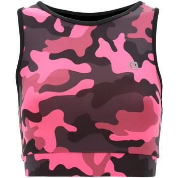 Textiel Dames Sport BHs Freddy S1WFTB2C Roze