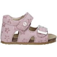 Schoenen Meisjes Sandalen / Open schoenen Falcotto 1500737 15 Roze