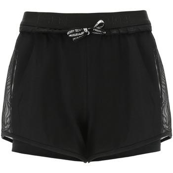 Textiel Dames Korte broeken / Bermuda's Freddy S1WTBP7 Zwart
