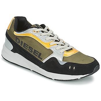 Schoenen Heren Lage sneakers Diesel Basket Diesel Kaki
