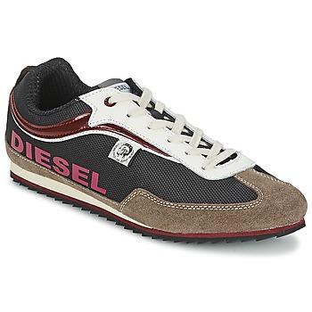 Schoenen Heren Lage sneakers Diesel Basket Diesel Brown