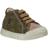 Schoenen Kinderen Hoge sneakers Falcotto 2014601 01 Groen