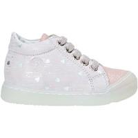 Schoenen Meisjes Hoge sneakers Falcotto 2014601 03 Beige