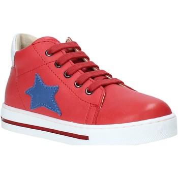 Schoenen Kinderen Hoge sneakers Falcotto 2014607 01 Rood