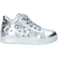 Schoenen Meisjes Lage sneakers Falcotto 2013536 02 Zilver