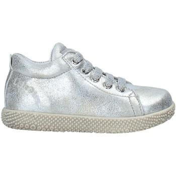 Schoenen Kinderen Hoge sneakers Falcotto 2013561 04 Zilver