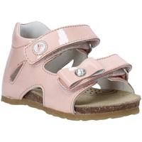 Schoenen Meisjes Sandalen / Open schoenen Falcotto 1500821 04 Roze