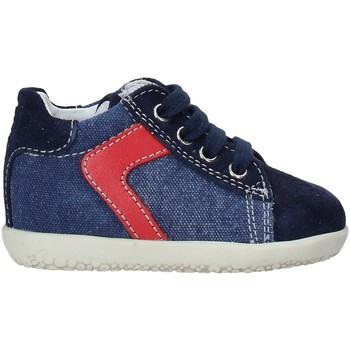 Schoenen Kinderen Hoge sneakers Falcotto 2014597 04 Blauw