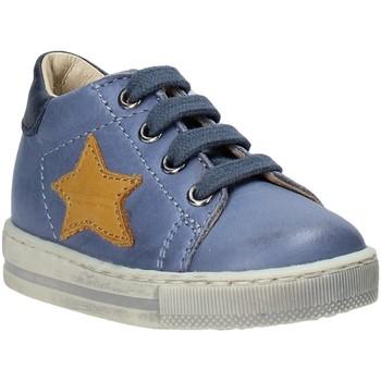 Schoenen Kinderen Lage sneakers Falcotto 2014607 01 Blauw