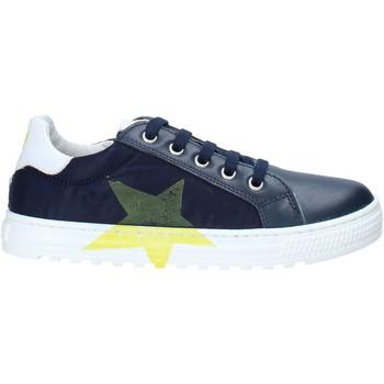 Schoenen Kinderen Lage sneakers Naturino 2015018 01 Blauw