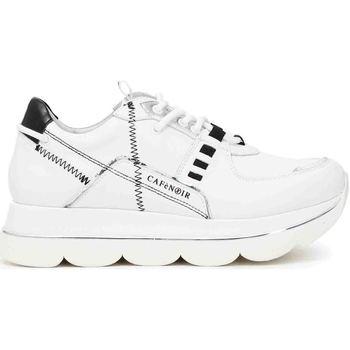 Schoenen Dames Lage sneakers Café Noir DB1330 Wit
