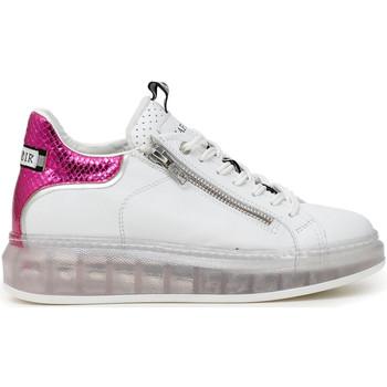 Schoenen Dames Lage sneakers Café Noir DE1310 Wit