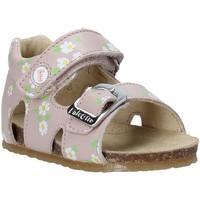 Schoenen Meisjes Sandalen / Open schoenen Falcotto 1500737 39 Beige