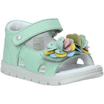 Schoenen Meisjes Sandalen / Open schoenen Falcotto 1500891 01 Groen