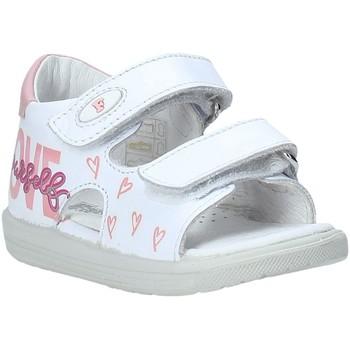 Schoenen Meisjes Sandalen / Open schoenen Falcotto 1500899 02 Wit