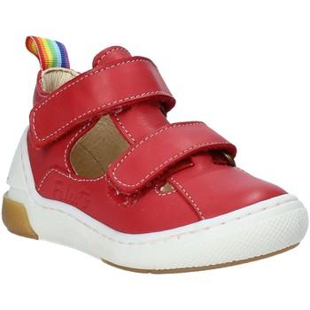 Schoenen Kinderen Sandalen / Open schoenen Falcotto 2015897 01 Rood