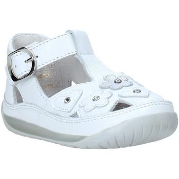 Schoenen Meisjes Sandalen / Open schoenen Falcotto 1500668 01 Wit