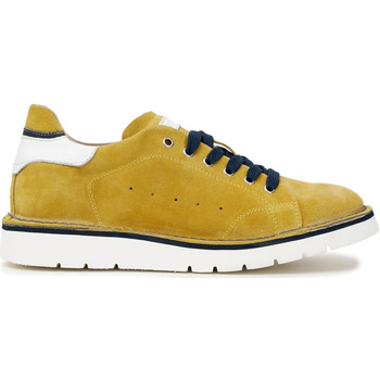 Schoenen Heren Sneakers Café Noir TS6010 Geel