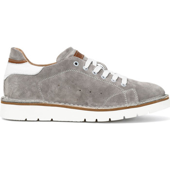 Schoenen Heren Lage sneakers Café Noir TS6010 Grijs