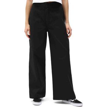 Textiel Dames Chino's Dickies DK0A4X7WBLK1 Zwart