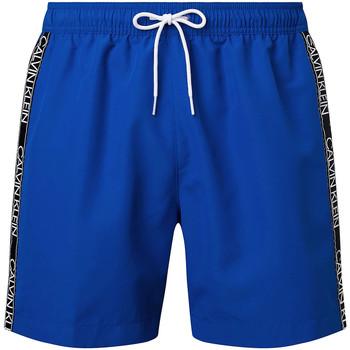 Textiel Heren Zwembroeken/ Zwemshorts Calvin Klein Jeans KM0KM00558 Blauw