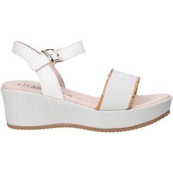 Schoenen Meisjes Sandalen / Open schoenen Alviero Martini 0647 0911 Wit