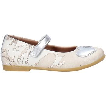 Schoenen Meisjes Ballerina's Alviero Martini 0596 0934 Wit