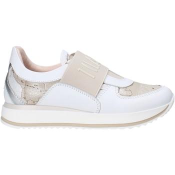 Schoenen Kinderen Instappers Alviero Martini 0609 0919 Wit
