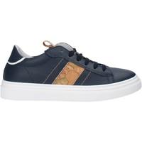 Schoenen Kinderen Lage sneakers Alviero Martini 0650 0191 Blauw