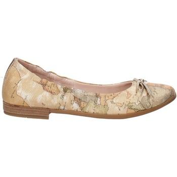 Schoenen Meisjes Ballerina's Alviero Martini 0600 0893 Bruin