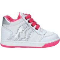 Schoenen Meisjes Hoge sneakers Falcotto 2013553 03 Wit