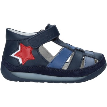 Schoenen Kinderen Sandalen / Open schoenen Falcotto 1500877 02 Blauw