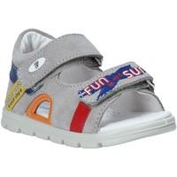 Schoenen Kinderen Sandalen / Open schoenen Falcotto 1500893 01 Grijs
