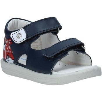Schoenen Kinderen Sandalen / Open schoenen Falcotto 1500898 01 Blauw