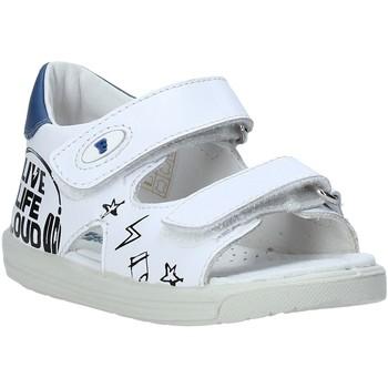 Schoenen Kinderen Sandalen / Open schoenen Falcotto 1500899 01 Wit