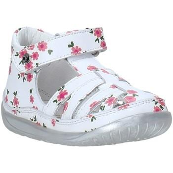 Schoenen Meisjes Sandalen / Open schoenen Falcotto 1500814 12 Wit