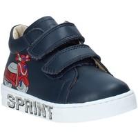 Schoenen Kinderen Lage sneakers Falcotto 2015582 04 Blauw
