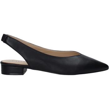 Schoenen Dames Sandalen / Open schoenen Café Noir XG2153 Zwart