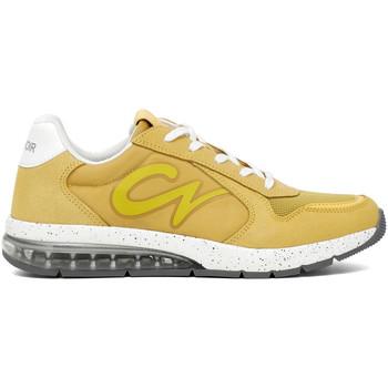 Schoenen Heren Lage sneakers Café Noir MT9310 Geel