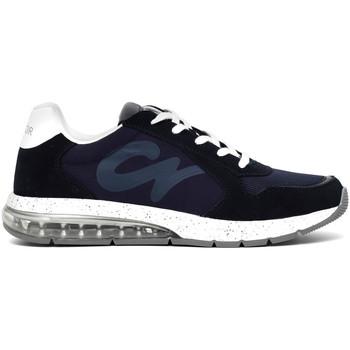Schoenen Heren Lage sneakers Café Noir MT9210 Blauw