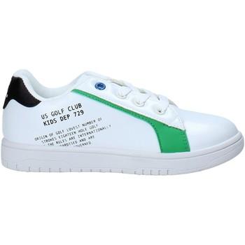 Schoenen Kinderen Lage sneakers U.s. Golf S21-S00UK811 Wit