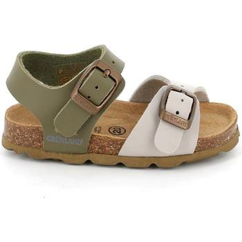 Schoenen Kinderen Sandalen / Open schoenen Grunland SB0027 Beige