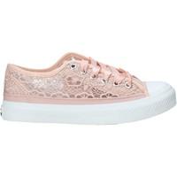 Schoenen Meisjes Lage sneakers Miss Sixty S21-S00MS714 Roze