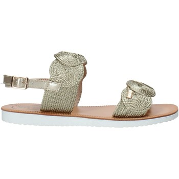 Schoenen Meisjes Sandalen / Open schoenen Miss Sixty S21-S00MS786 Goud